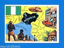LA TERRA - Panini 1966 - Figurina-Sticker n. 297 - NIGERIA -New