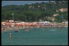 116076 Beach St Tropez A4 Photo Print