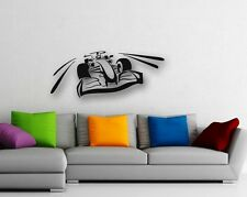 Wall Stickers Vinyl Decal Racing Car Garage Formula 1 Grand Prix Sports (ig274)