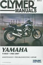 1985 86 87  90 91 92 93 94 95 96 97 98 99 00 01 06 07 YAMAHA V-MAX SHOP MANUAL