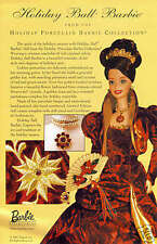 Holiday Ball Barbie - Third is Series - 1997