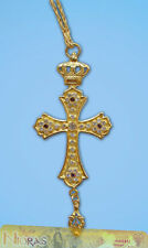 Orthodox Pectoral Cross 5cm x 10cm