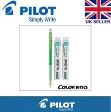 Piloto Color Eno Portaminas 0.7mm (plcr - 7-S8) Lápiz + 2 Verde conduce