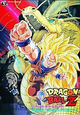 Poster A3 Dragon Ball Goku Super Saiyan Manga Anime Cartel 02