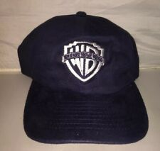d9676150d4eca Vtg Warner Bros Home Video Strapback dad hat cap 90s deadstock Vhs Movie  Rare