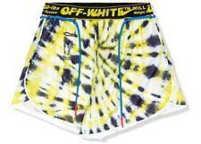 100% Authentic Brand New Nike X Off White NRG Shorts - Volt MEDIUM