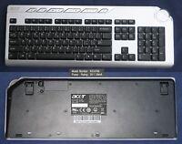 Clavier sans fil QWERTY/Z CZECH Acer Aspire Z5600 Z5610 KG-0766 KB.RF403.273