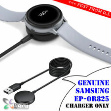 Original Genuine Samsung EP-OR825 Galaxy Watch Active 2 Wireless Charger Dock
