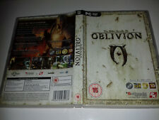Elder Scrolls IV: Oblivion (PC, 2006) - European Version 038-720