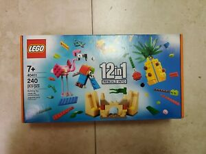 LEGO 40411 Creative Fun 12-in-1  Exclusive Promotional July 2020 in hand