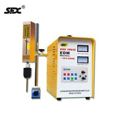 High Power Portable Edm Machine Sfx-4000B(110V) Tap Remover Broken Bolt Removal