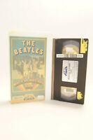 The Beatles Magical Mystery Your VHS Movie Tape Media Home Entertainment 1981