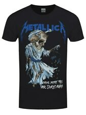Metallica Doris Men's Black T-shirt