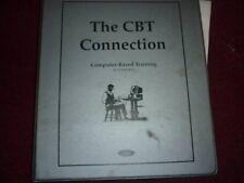 1990 FORD CBT CONNECTION TRAINING DEALER ALBUM W DISCS