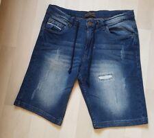 Herren Männer Hose kurz Jeans Größe 48 Stretch neuwertig Sommer