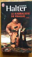 Le Kabbaliste de Prague de Marek Halter, livre d'occasion