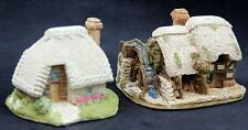 Lilliput Lane English Cottages 2 Miniature Collectibles Great Condition