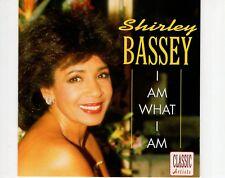 CD SHIRLEY BASSEYI am what I am (A0636)