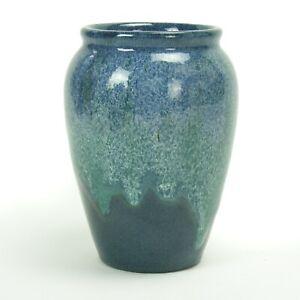 SEG PRP Saturday Evening Girls Paul Revere Pottery blue green drip Arts & Crafts