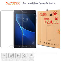 Nacodex For Samsung Galaxy Tab A 7.0 T280 T285 Tempered Glass Screen Protector