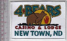 American Indian Casino North Dakota 4 Bears Casino & Lodge New Town, ND white