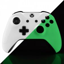 Glow in The Dark Faceplate Cover Front Housing Shell for Xbox One S X Controller