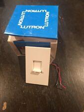 Lutron NTFTV-WH 0-10V Nova T White Dimmer