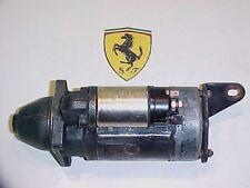 Ferrari 308 Engine Starter Motor Assembly Magneti Marelli Bosch OEM