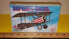 1/72 ESCI SOPWITH CAMEL AIRPLANE MODEL KIT SEALED q3