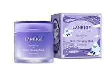 LANEIGE KOR Seller [Water Sleeping Mask- LAVENDER] 70ml Overnight Face Skin Care