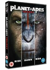 Planet of the Apes Trilogy (Box Set) [DVD]
