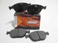 4 Pills Front Brake Pads 4 Front Simer FORD Fiesta