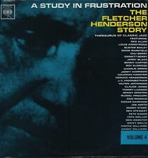 A Study In Frustration (The Fletcher Henderson Story) Volume 4 Jazz    LP1.20