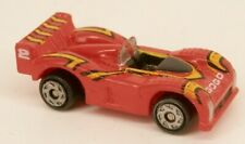 Micro Machines Ferrari 333 Open-Cockpit Race Car Red #2