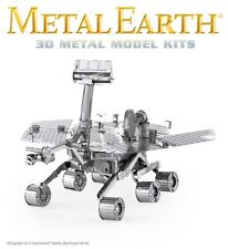 Fascinations Metal Earth Mars Rover NASA Laser Cut 3D Model