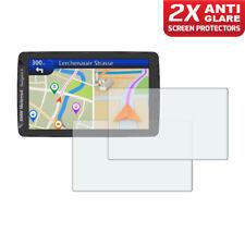 2 x BMW Navigator V Nav 5 GPS Screen Protectors: Anti Glare