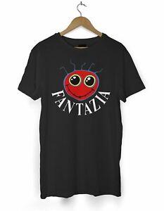 Fantazia Logo T Shirt - Rave Old Skool Hardcore Techno Dreamscape 90s
