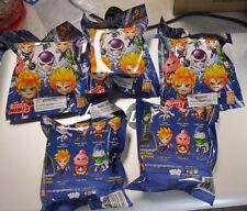 5 x Dragonball Z series 1 Original Minis Mini Blind Bag Figure packs New