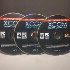 XCOM: Enemy Unknown -- The Complete Edition (PC, 2014) DISC ONLY #9632