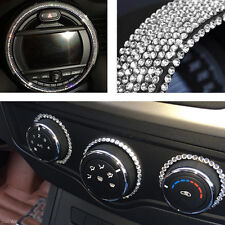 3mm Crystal Rhinestone Car Styling Sticker Decor Decal Accessories Decoration