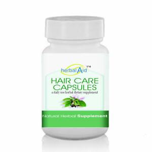 Hair Vitamins Hair Care Supplement For Longer Thicker Hair Growth - 60 Capsules