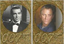 James Bond 50th Anniversary S2: 99 Card Sparkle Parallel Base Set Even #002-198