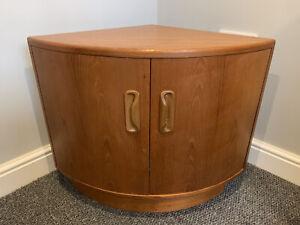 G Plan Corner Unit Original Vintage Teak Fresco Cabinet Cupboard