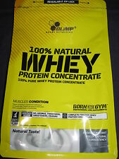 OLIMP 100% Natural Whey Protein Concentrate 700g .Good price!!!