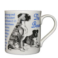 Boxer - Fine bone china mug - Dog Origins Breed Origins