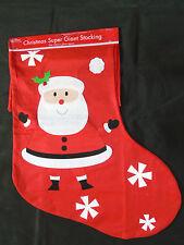 Stiefel Nikolaus Weihnachten Nikolausstiefel Filz XXL 150x56cm Weihnachtsstiefel