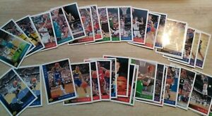 RARE ! Upper Deck 93-94 NBA Basketball FRENCH / GOLDEN GRAHAMS SERIE