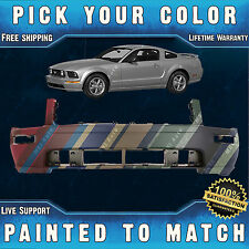New Painted to Match - Front Bumper Cover Fascia for 2005-2009 Ford Mustang GT