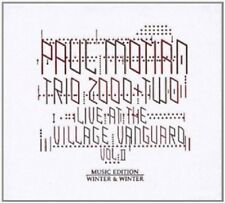 PAUL MOTIAN/TRIO 2000+TWO - LIVE AT VILLAGE VANGUARD VOL.2 (CD) MODERN JAZZ NEW+
