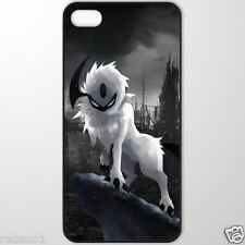 Pokemon Absol iPhone 4 4S 5 5S 5C 6 6 Plus Galaxy S3 S4 S5 Note 3 4 Edge M8 Case